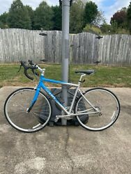 Giant OCR3 Used bicycle *NEW ULTRALIGHT TIRES* Blue