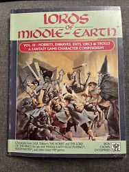 Ice Merp Lords Of Middle Earth Vol. Iii 8004