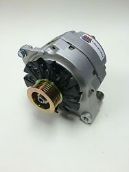 Ford Streetrods Hotrods One Wire 1 Wire Alternator 135 Amps W/6 Groove Pulley