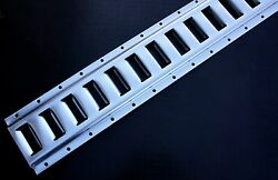 16 Pack 5' Plated E Track Tie Down F Enclosed Trailer Cargo Van Truck Toy Hauler