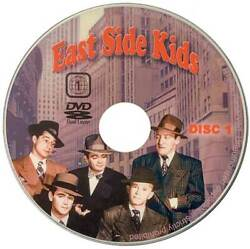 The East Side Kids New Dvd 52 Classic Movies And More Bowery Boys