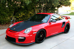 Porsche 997.2 Gt2 Rs Body Conversion Kit For 997 Turbo And Carrera 2005 To 2012