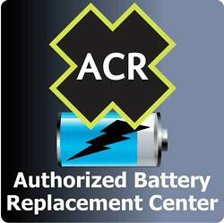 Acr 2898 Microfix Personal Locator Beacon Epirb Battery Replacement Service.