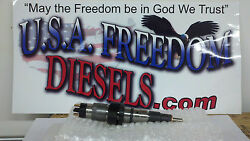6 New Oem Stock Alloy Stainless Style Dodge Diesel 5.9l Truck Injectors 04-07