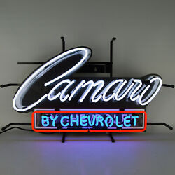 Wholesale Lot Of 6 Camaro Chevrolet Dealership Neon Sign Chevy Bowtie Ss Z28