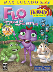 Hermie and Friends Flo: Return of the Water Beetles for Windows or Mac Family
