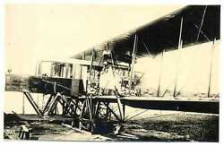 Russian Wwi Air Force Airplane Russian Knight Real Photo