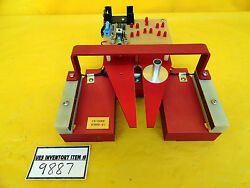 Novellus 73-0068 Gsnx New Elevator Alignment Tool Right Side Pin Gasonics Used
