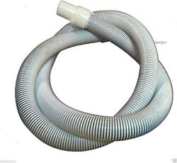 50and039 Vacuum Hose For Portables Grey 1.5 Carpet Cleaning Hv50g1.5 Tufflex