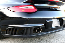 Porsche 997 GT2 Rear Bumper for 997 Turbo & Carrera fits: 2005 to 2012