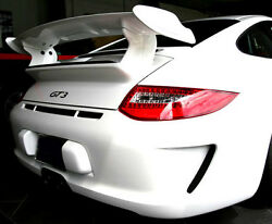 Porsche 997.2 GT3 Rear Bumper for 997 Carrera S 4S Turbo 2005 to 2012