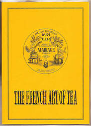 Book The French Art Of Tea - Mariage Freres English