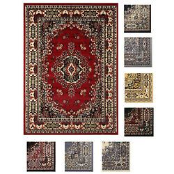 Large Traditional 8x11 Oriental Area Rug Persien Style Carpet -approx 7and0398x10and0398