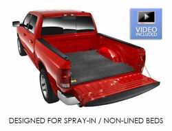 Bedrug Bmy07sbs 5.6ft Truck Bed Protection Mat For Tundra With Spray-in Liner