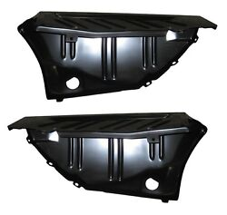 Drop Off Trunk Floor Extension Panel 1970-74 Cuda Left And Right Pan