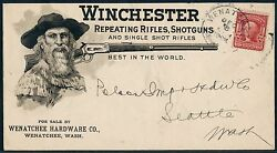 Winchester Repeating Rifles Shotguns And Single Shot Rifles Used Cover Hv4739