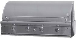 PROFIRE 48 INCH BUILT IN GRILL PF48GIH -  Without Rear  Burner or Rotisserie