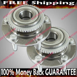 1 Pairfront Wheel Hub Bearing Fit 94-99 Ford Mustang /00-04 Ford Mustang W/abs