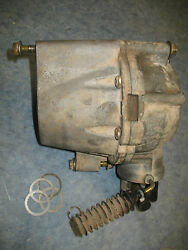 Front Differential Final Drive 2002 Can-am 4x4 650 Quest Xt Bombardier Rotax