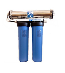 Oceanic HYDROPONIC Workhorse Reverse Osmosis Water Filter System 1000 GPD RO
