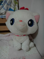 Pre Owned 28 inches Gigantic Disney Baby Cat Kitten Marie Plush Doll Stuffed Toy