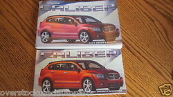 Caliber 07 2007 Dodge Owners Owner's Manual