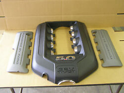 Nos Oem 2011 2014 Mustang Gt 5.0 Intake Powered By Ford Coil Covers 2012 2013 Gt