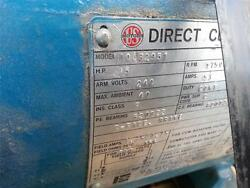 Us Motors / Emerson Direct Current 35hp - 259atc 1750/2300 Rpm - 240v / 53 Amp
