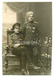 Russian Wwi 13 Military Order Dragoon Corporals St George Medals Badges Photo
