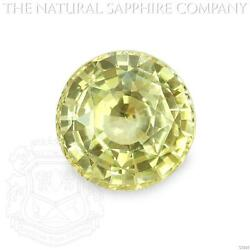 Natural Untreated Yellow Sapphire, 1.77ct. Y3005