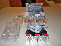 Gecko G540 Rev 8 And 48v 12.5a And 3 Nema 23 300oz In. Solderless Package