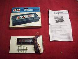 Vintage 1960's Nos Hurst Airheart Dual Coil Scr Electronic Ignition In Box Yenko