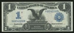 Fr229a 1.00 Eagle 1899 Series Silver Certificate Vernon / Mcclung Xf Wl4953