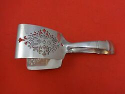 Windham By And Co. Sterling Silver Asparagus Tong Pierced 7 1/2