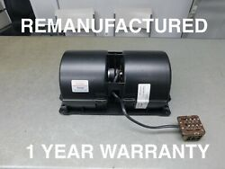 R107 560SL 380SL BLOWER MOTOR WITH ( 8 PIN ) REGULATOR REMANUFACTURED