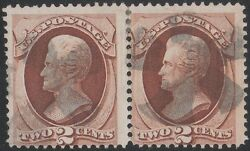 #135A F-VF USED PAIR PAIR
