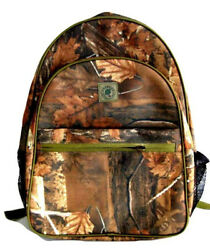 Oakwood Outdoors Officially license wildlands camo Large Backpacks School bag $24.95