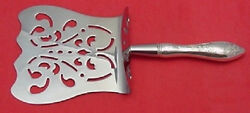 Lady Claire By Stieff Sterling Silver Asparagus Server Hooded Custom Hhws 8 3/4