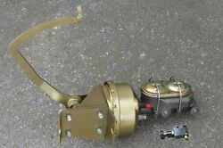 New 1932 Ford Car Street Rod Power Brake Booster Assembly + Proportioning Valve