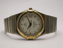 Omega Constellation Chronometer Automatic Gold/steel Watch