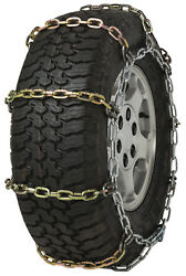 Quality Chain 2116rhd Non-cam 7mm Square Link Tire Chains Traction Suv Truck