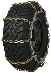Quality Chain 3135slc Wide Base 7mm Square Link Tire Chains Traction Suv Truck