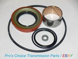 Complete Tail Housing Reseal Kit With Bushing---fits All St300 Transmissions