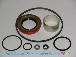 Complete Th350 Th350c Transmission Rear Housing Reseal Kit And Teflon Bushing