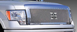 T-rex X-metal Series Grille 1 Piece For 2009-2012 Ford F-150 6715680 Stainless
