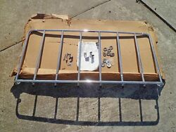 1968 69 70 71 72 Dodge Charger Nos Mopar Deck Lid Luggage Rack 3419382