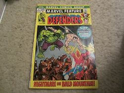 Marvel Feature 2 2nd Appearance Of Defenders Tv Show Coming