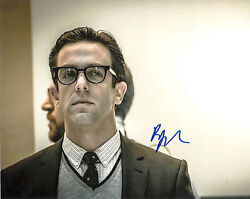 Bj Novak And039the Amazing Spiderman 2and039 Alistair Smythe Signed 8x10 Picture Coa 5