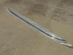 1949 50 Chrysler Crown Imperial Town And Country Nos Mopar Rh Rear Fender Molding