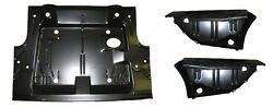 Trunk Floor And Drop Off Extension Kit 1970-74 Challenger E-body